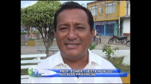 EDWER TUESTA HIDALGO