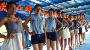 CANDIDATAS A MISS YUIRMAGUAS