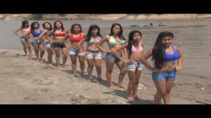 CANDIDATAS A MISS ANDES